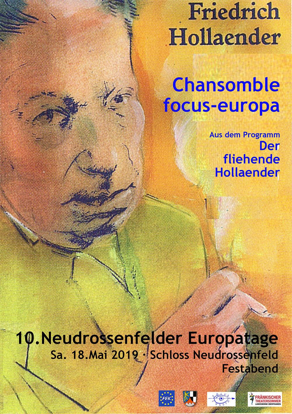 Flyer10. Neudrossenfelder Europatage